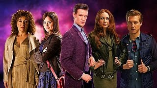 Doctor Who Series 7 (2012/13): Ultimate Trailer - Starring Matt Smith, Jenna Coleman