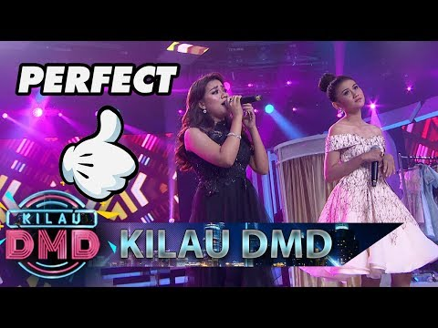 PERFECT! Nurhayati dan Shreya Maya Mendapat Pujian Dari Ayu Ting Ting - Kilau DMD (26/4)
