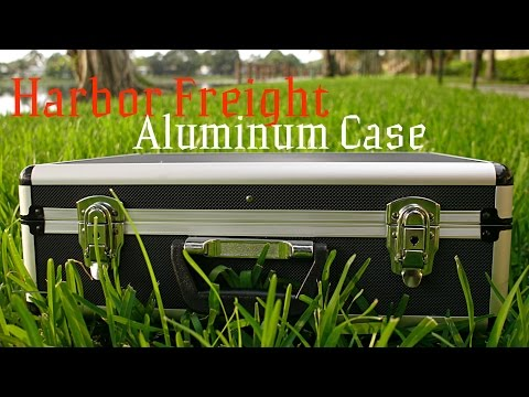 Budget Hard Camera Case Review By Harbor Freight Vs Pelican Case