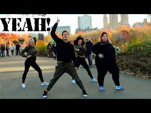 Usher - Yeah! Feat. Whitney Thore | The Fitness Marshall | Cardio Concert