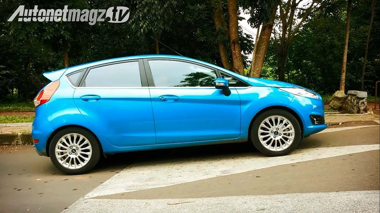 First drive review new ford fiesta indonesia