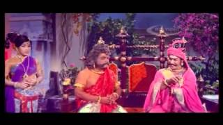 Rajaraja Cholan Full Movie Climax