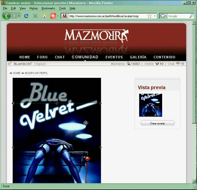 Chat Mazmorra - Lista de canales gratis