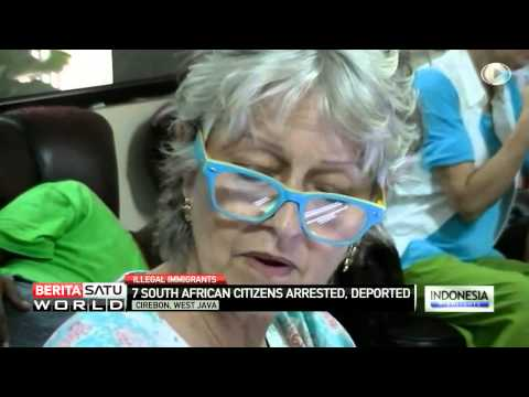 7 South African Citizens Arrested, Deported