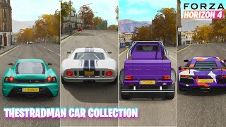 TheStradMan 2020 Car Collection - (Forza Horizon 4)