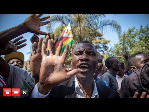 #Zimbabwe Protesters March on the ZEC