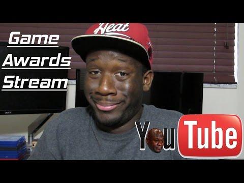 Game Awards 2016   MAJOR YouTube Bug Going Around