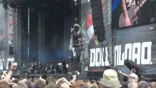 Stone Sour - Through Glass Live | Download Festival 2013