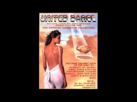 DJ Hype @ United Dance - Beyond Your Wildest Dreams (07-06-96)