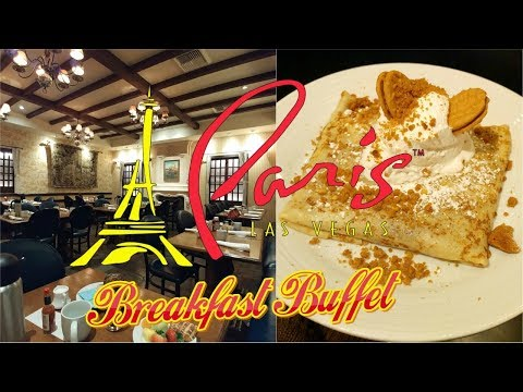 Paris Las Vegas - Breakfast Foodtour (2018)