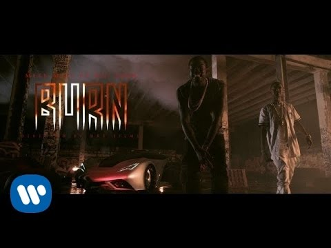 Meek Mill ft Big Sean - Burn (Official Music Video) Thumbnail image