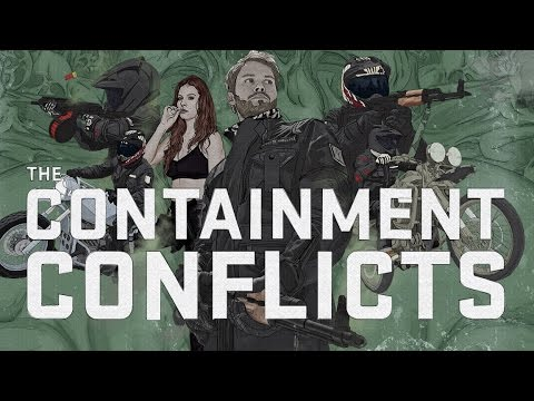 ICON 1000 Containment Conflicts