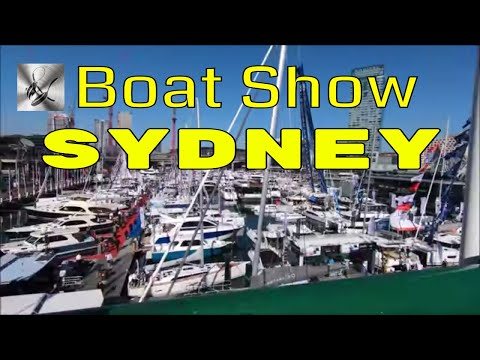 Boat Show Sydney | Fishing & Cooking | The Hook And The Cook
