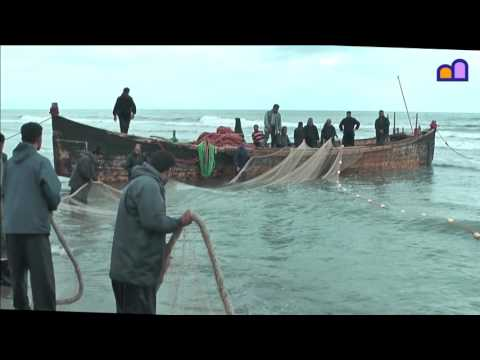 Iran - Caspian Sea Fishermen