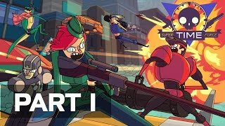 Super Time Force Ultra- Part 1 - Gameplay Walkthrough [1080p HD] - No Commentary
