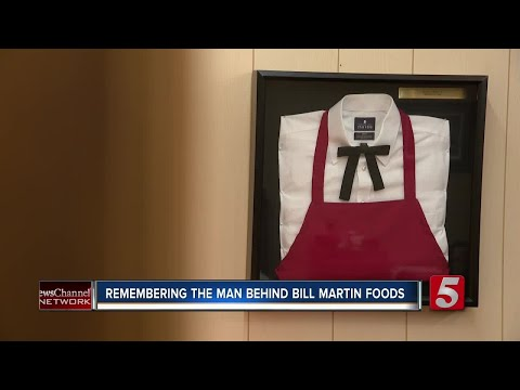 Remembering Local Grocer Bill Martin