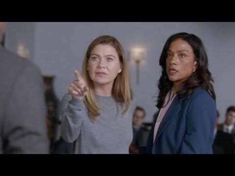Download Grey's Anatomy - Meredith confronta médico que matou Derek - cena 16x08{LEGENDADO}Meredith Confronts