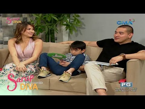 Sarap Diva: LJ Reyes and Paolo Contis share how their relationship began