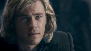 Rush - Official Trailer #2 (HD) Chris Hemsworth, Olivia Wilde