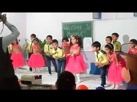 Chak dhum dhum by kids