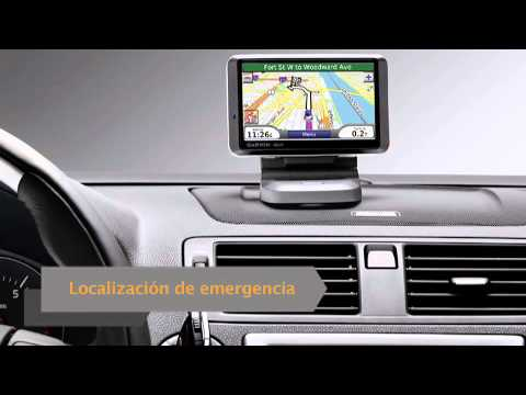 gps garmin n vi 255w youtube. Black Bedroom Furniture Sets. Home Design Ideas
