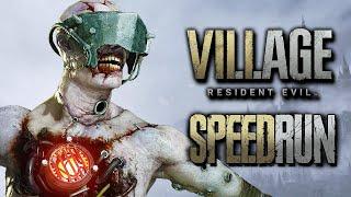 Speedrun con armas secretas y munición infinita - Desafío Padre con Prisas -  Re 8 Village