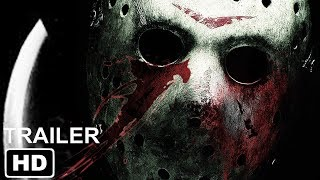 JASON UNOFFICIAL Teaser #1 FRIDAY THE 13TH (2018) Fake Horror Movie HD