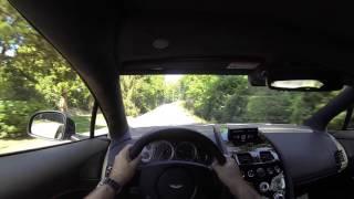2016 Aston Martin Rapide S POV Test Drive