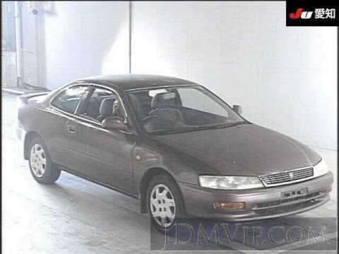 1993 TOYOTA COROLLA LEVIN AE101