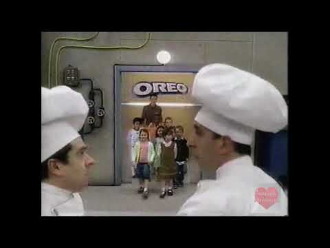 Uh Oh Oreo | Television Commercial | 2003