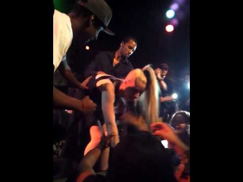 Iggy Azalea Beatdown live at SOB's 5/17/12 thumbnail