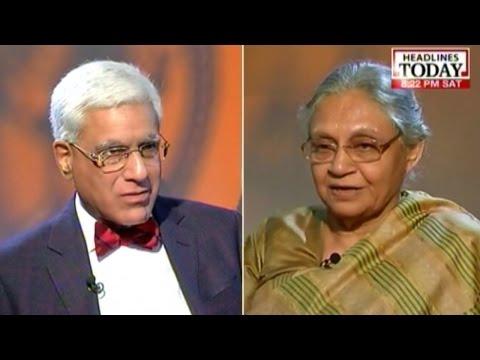 Nothing But The Truth: Karan Thapar interviews Sheila Dikshit