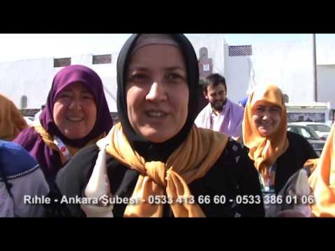 Hac ve Umre Rıhle Turizm Ankara Şube