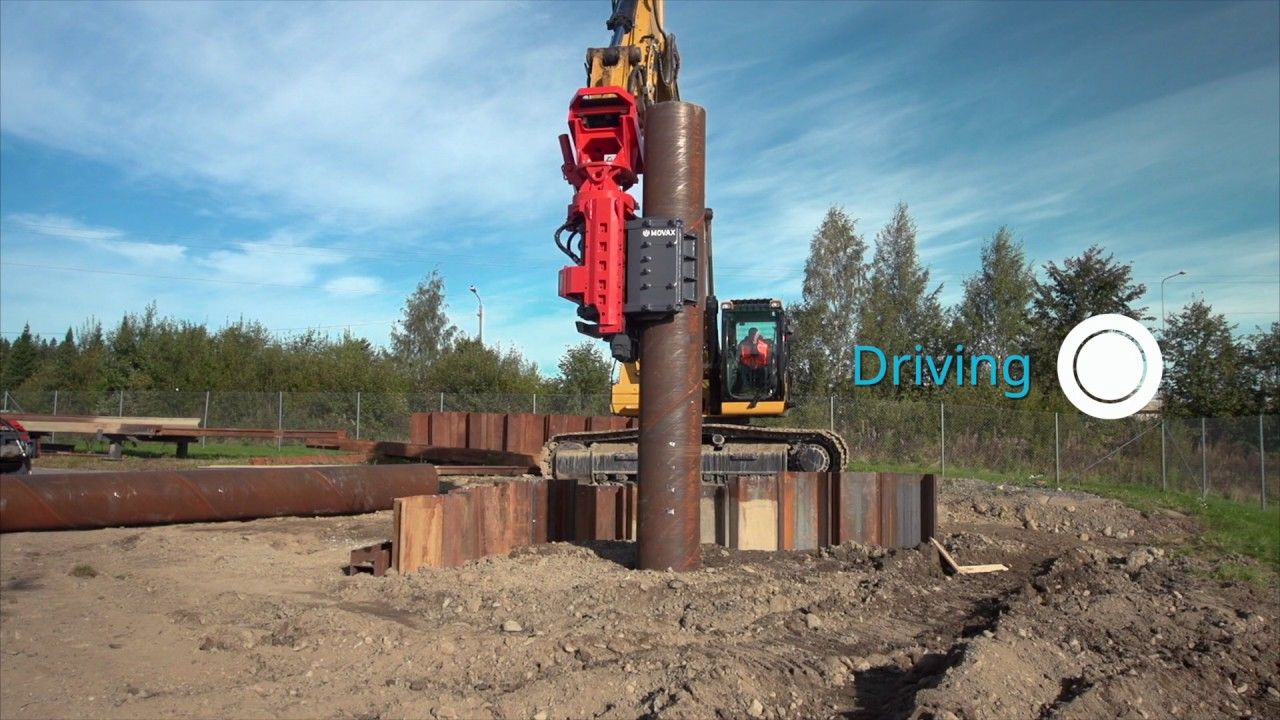Pile drivers / Movax