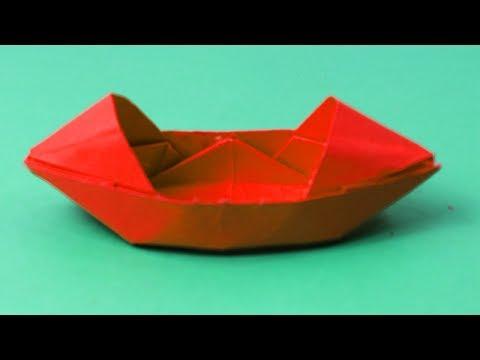 DIY : Paper crafts for kids Paper Boat  || Easy paper Ship......||