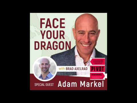 #013 | Use Life's Pivots to Bust Through Mediocrity w/ Adam Markel