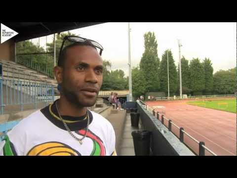 Vanuatu Seeking to Achieve Personal Bests in Trafford