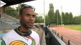 Vanuatu Seeking to Achieve Personal Bests in Trafford