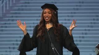 Spring 2021 Undergraduate Commencement Keynote Speaker: ESPN's Maria Taylor