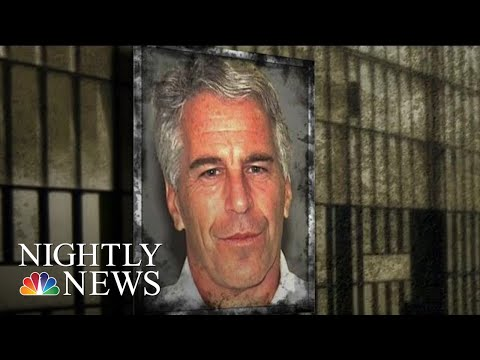 Warden Reassigned From Jail Where Jeffrey Epstein Died, Guards Placed On Leave | NBC Nightly News