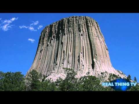 Strange Sighting at Devil Towers Wyoming