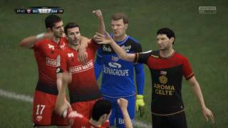 Video Gol Pertandingan Dijon FCO vs Guingamp