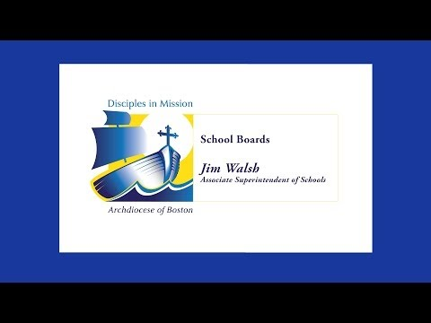 Disciples in Mission - Jim Walsh