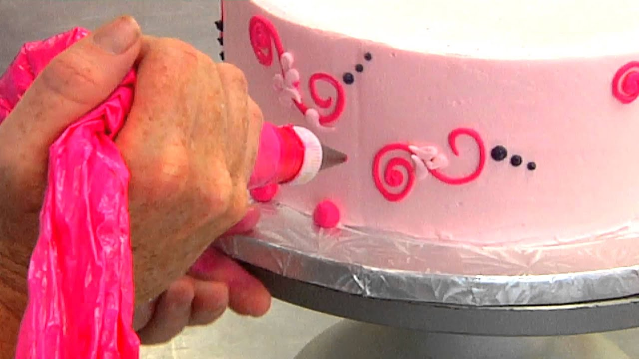 Gymnastics Birthday Cake Decorating Ideas Cake