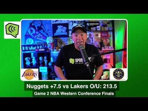 Denver Nuggets vs Los Angeles Lakers - Game 2 - Saturday 9/20/20 - NBA Picks & Predictions