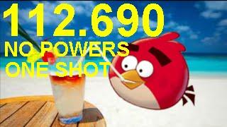 Angry Birds Friends Tournament Week 122 Level 4 September 15 2014