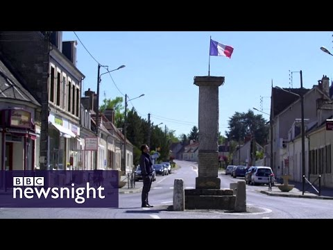 French election: In search of 'la France...