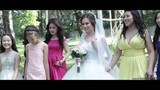 Свадебный  трейлер Жандаулет и Малика .RproStudio-Профессиональная фото и видеосъемка в Алматы