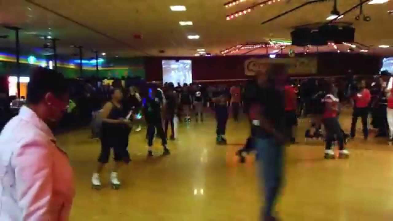 Roller skating rink huntsville al - Mlk 2015 Skate Jam Fri Nite 2 3