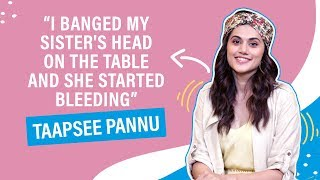 Taapsee Pannu's BOLD confessions on Bollywood camps, getting replaced in Pati Patni Aur Woh